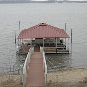 Main Lake View of Ky Lake With Private Dock