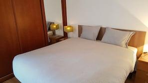 2 dormitorios, wifi gratis, ropa de cama