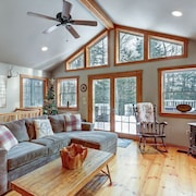 NEW Listing! Classic Vermont Home W/hot Tub, Deck & Wood Stove-near Okemo Pond