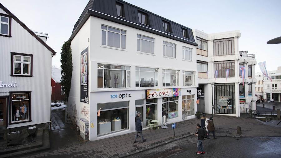 Odinn Reykjavik Skolavordustigur Apartments