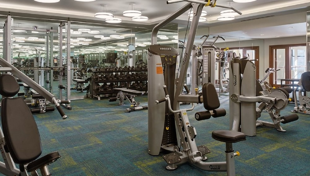 Fitness Facility, UrHomeInPhilly - Avenue of the Arts