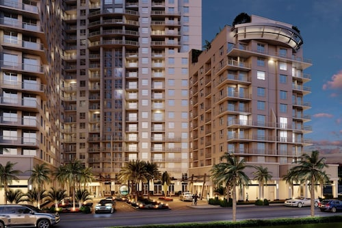 Luxury 2 BR Condos with Balcony