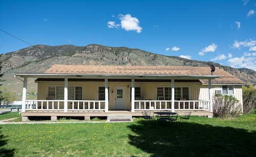 Yellowstone Destinations - Historic Ranch House