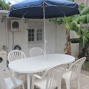 F-de-france House 3 Rooms, air Conditioning, Internet Wifi, Small Garden