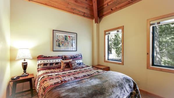 8 bedrooms, iron/ironing board, travel crib, free WiFi