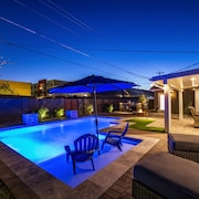 Historic Village Grove Home Near Old Town Scottsdale With Heated Pool