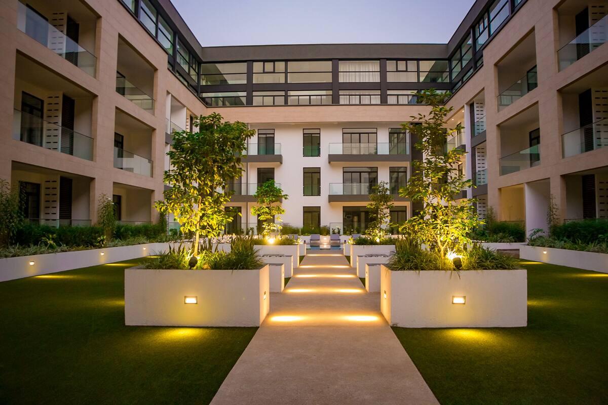 Embassy Gardens Premier Suites In Accra Ghana Expedia