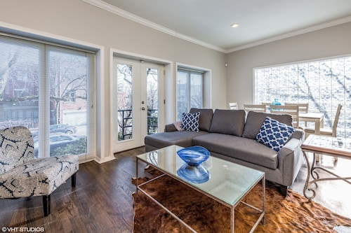 Beautifully Updated Townhome in Bucktown/wicker Park