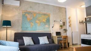 Een televisie