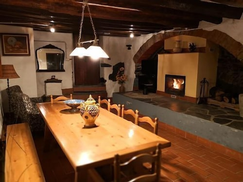 Self Catering El Moli del Montseny for 7 People