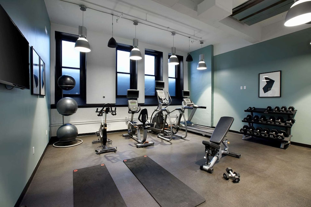 Fitness Facility, TRYP by Wyndham Pittsburgh/Lawrenceville