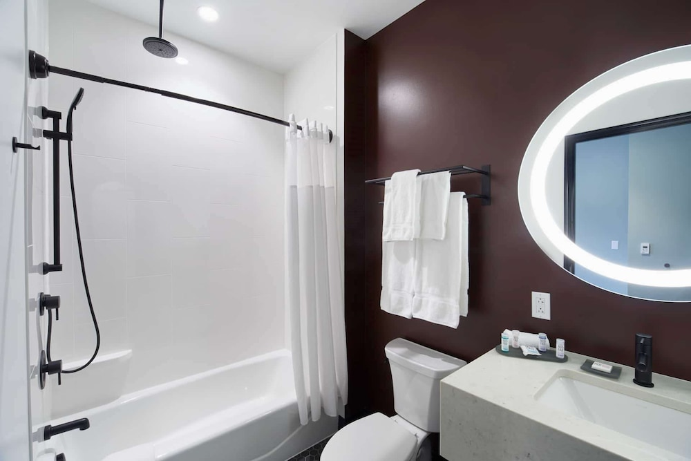 Bathroom, TRYP by Wyndham Pittsburgh/Lawrenceville