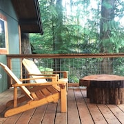 Charming A-frame Cabin With Spectacular Cascade Mountain Views!!!