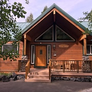 Romantic Mountain Home 5-10 Miles From Numerous Lakes. Family Reunion Spot