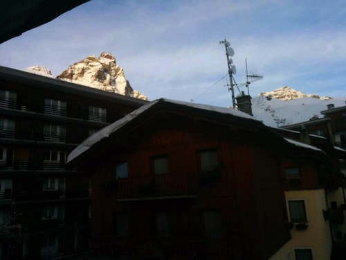 Home in the Center of Cervinia