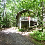 Bear Paw #7private; Secluded.hot tub Cottage;pet Friendly