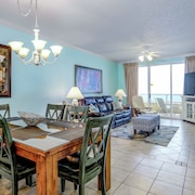 Beautiful 3 Br3ba Gulf Front With Free Wifi, Tennis, 2 Pools