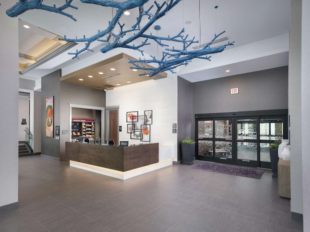 Reception, Hampton Inn & Suites Atlanta Decatur/Emory