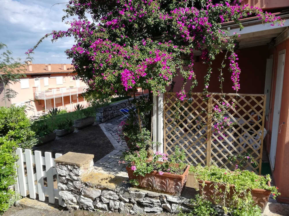 Apartment With Small Garden in Capo D\'arco Elba Island: 2019 Room ...