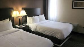 Berços grátis, camas extras/dobráveis (sobretaxa), Wi-Fi de cortesia