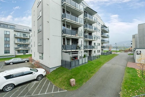 Apartment on Bragernes Strand