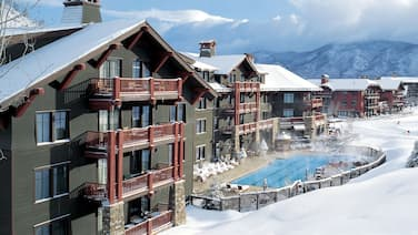CHEAPEST 2BR/2BA RITZ CARLTON CONDO-- Ski-In/Ski-Out; 1/19-1/23