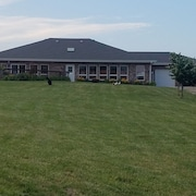 Charming 4 Bedroom, 3 Bath Acreage Between Omaha and Lincoln