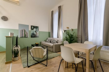 Green Tee Apartment