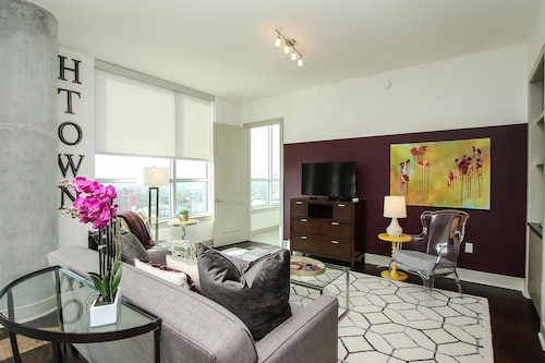 Check Expedia for Availability of Delightful 2BR w/ Pool in Museum District