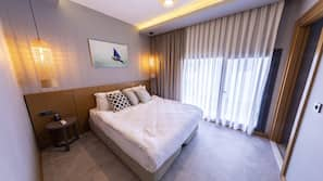 1 bedroom, in-room safe, laptop workspace, free WiFi