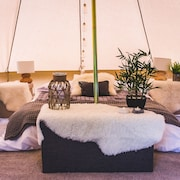 The Open 2019 Yippee Boutique Campsite