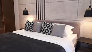 1 bedroom, free WiFi, linens
