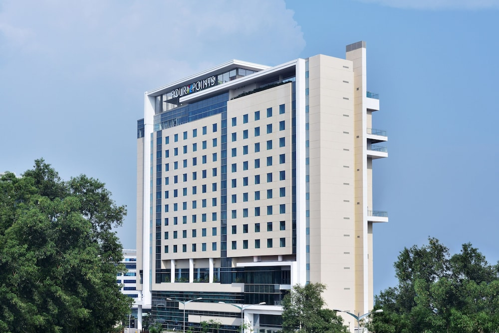 Exterior, Four Points by Sheraton Kochi Infopark