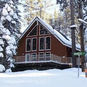 Sierra at Tahoe Mountain - 3 Br Home