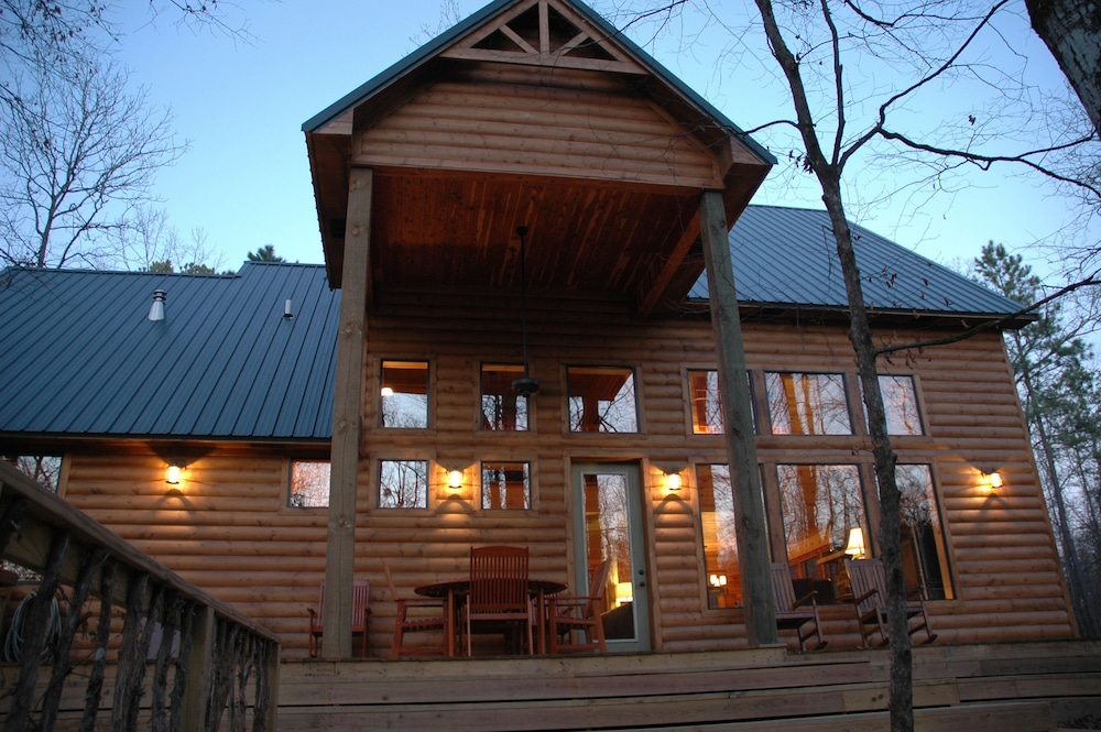 Exterior, Creekside Lodge Broken Bow - 3 Br Cabin