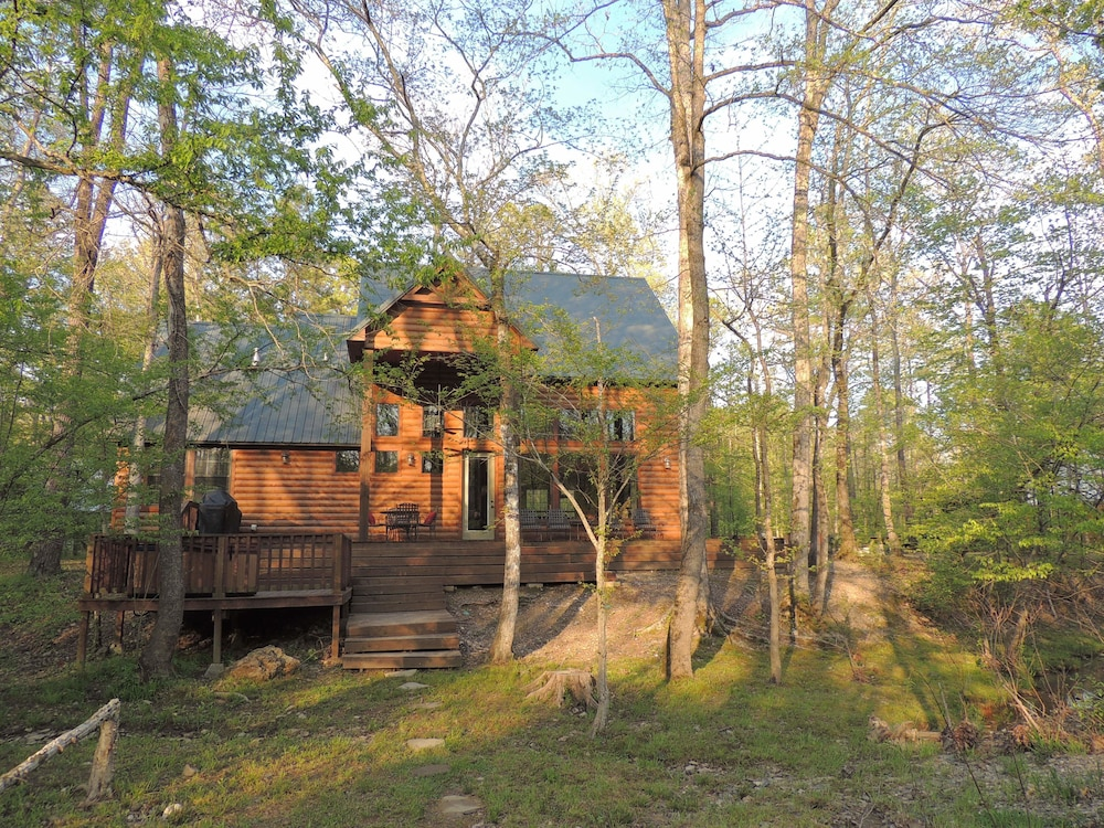 , Creekside Lodge Broken Bow - 3 Br Cabin