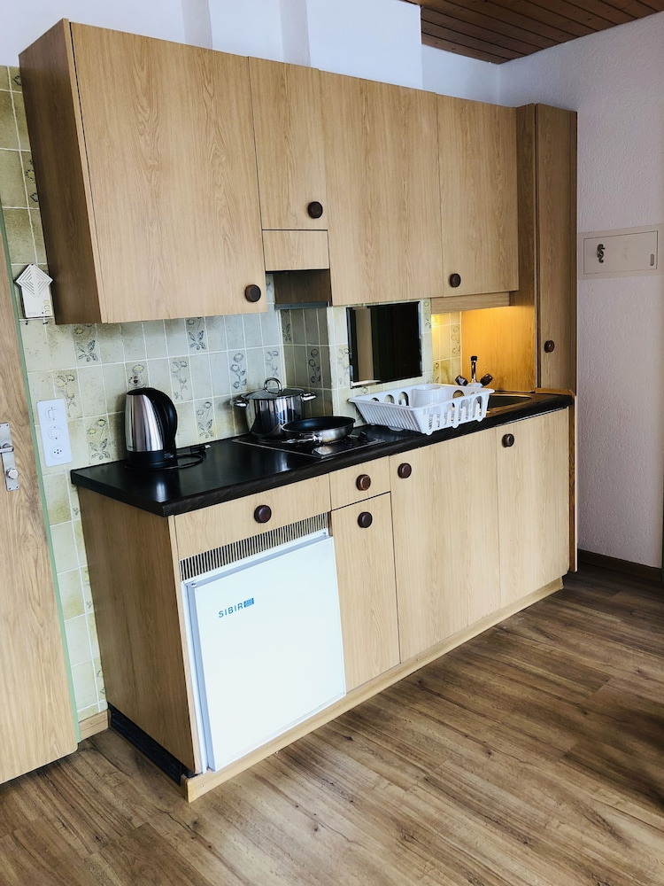 Private Kitchenette, central beauty scenery apartment
