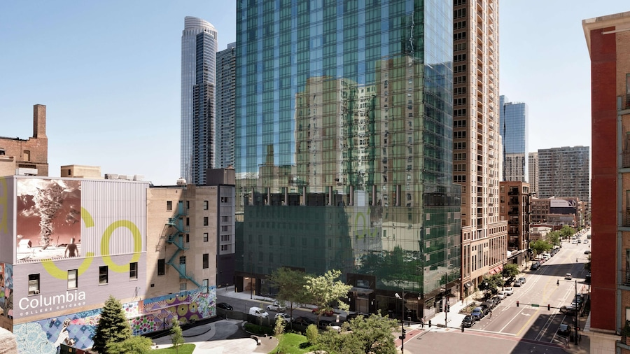 Homewood Suites by Hilton Chicago Downtown South Loop
