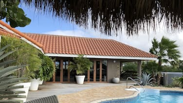 Aruba Malmok Casita Atardi. Oceanfront, Quiet, Safe and Complete Private