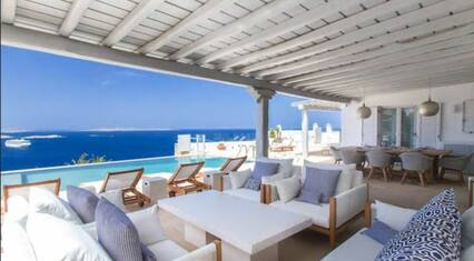 Villa Yasmina-perfect a Mykonos con Piscina Privata