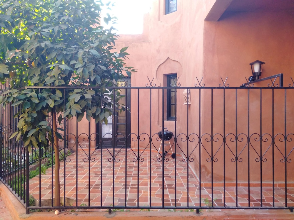 , Charming Villa in the Heart of the Palmeraie Marrakech