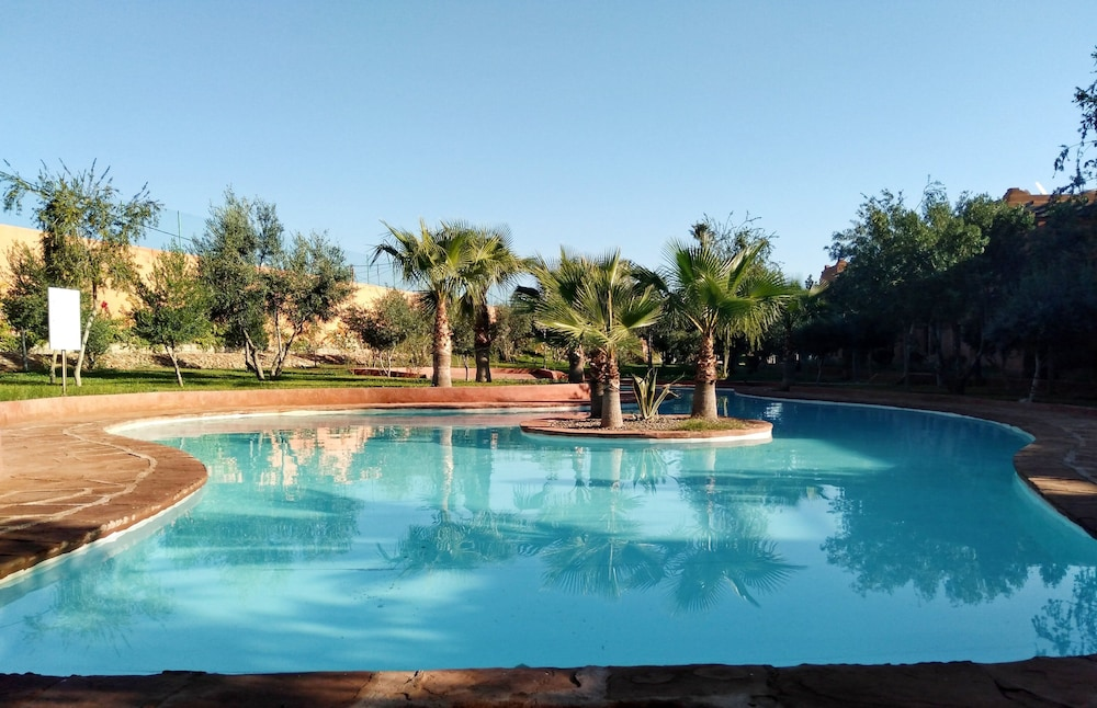 Pool, Charming Villa in the Heart of the Palmeraie Marrakech