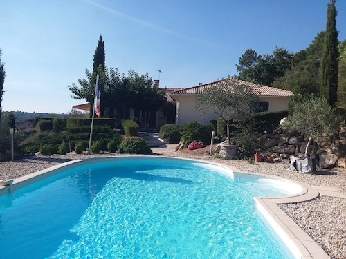 Villa With 3 Bedrooms in Arbis, With Private Pool, Furnished Garden and Wifi