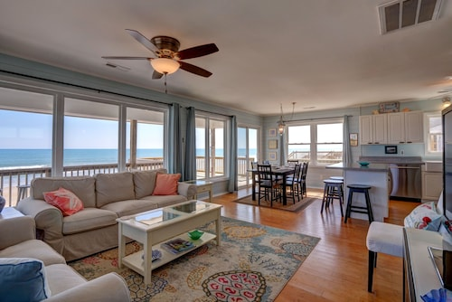 Surf's Up Breathtaking Views & Perfect Reviews! Linens & More Provided NO Pets