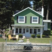 Rennovated Fisher Lake Cottage Available for Weekly Rent - Special June Rate!