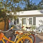Coral Cottage Vacation Rental in the Heart of Historic Beaufort North Carolina