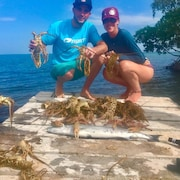Spend Time on a Island in Belize and Catch Big Fish!your Private Island Getaway!