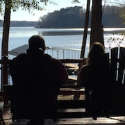 Contentment Cabin on Lake Hartwell
