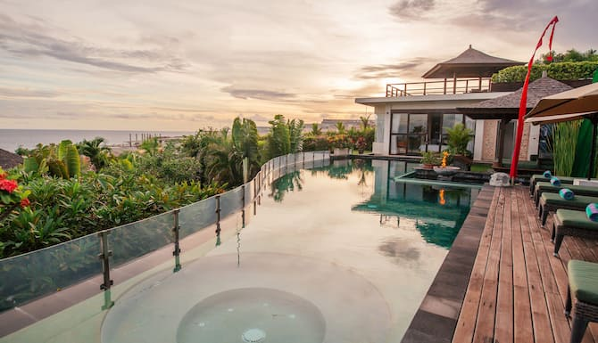 Luxury Clifftop Villas Of Bali Kutuh 2021 Updated Prices Expedia Co In