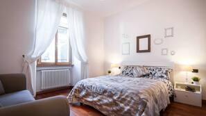 1 Schlafzimmer, kostenpflichtige Babybetten, kostenloses WLAN